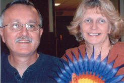 Dave and Janet Peterson